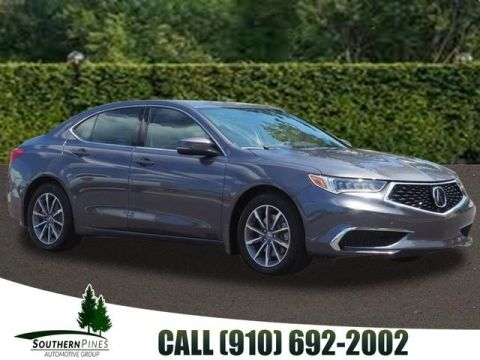 Pre-Owned 2019 Acura TLX 2.4L FWD 4D Sedan