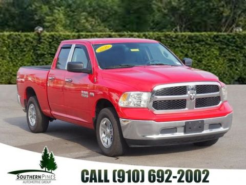 Pre-Owned 2016 Ram 1500 SLT 4WD 4D Extended Cab