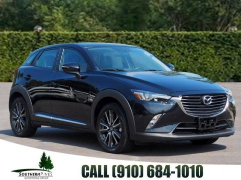 Pre-Owned 2016 Mazda CX-3 Grand Touring AWD 4D Sport Utility