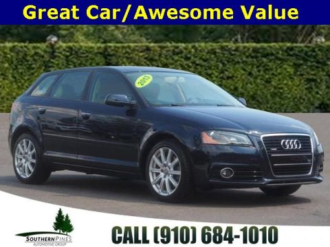 Pre-Owned 2013 Audi A3 2.0T Premium Plus quattro 4D Hatchback